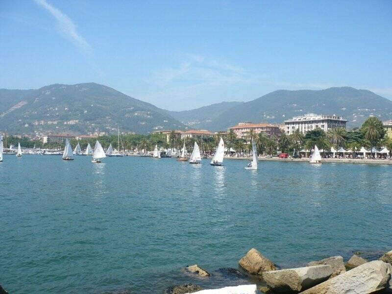 Golfo della Spezia poeti molo