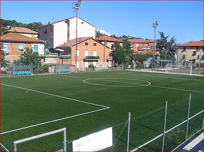 Campo Bonanni rinnovato