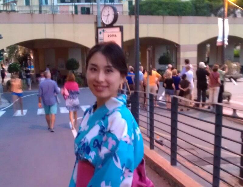 Akiko Fujito Cariola