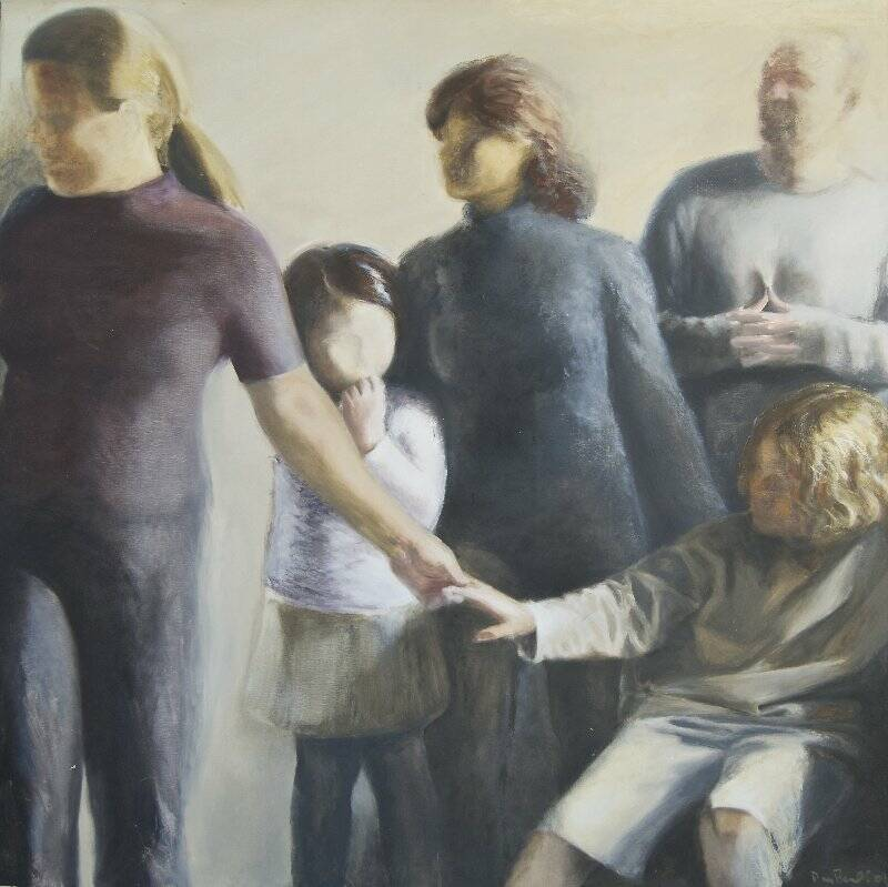 Un'opera di Dora Bendixen