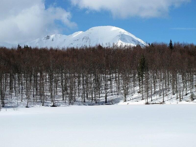 """Mostra fotografica """"Sixty"""" di Giorgio Pagano 18 ottobre - 22 novembre 2014, Archivi Multimediali Sergio Fregoso: Paesaggi naturali, Appennino, Salita al Monte La Nuda - L'Anfiteatro Glaciale Naturale del Monte Casarola (2013)"""