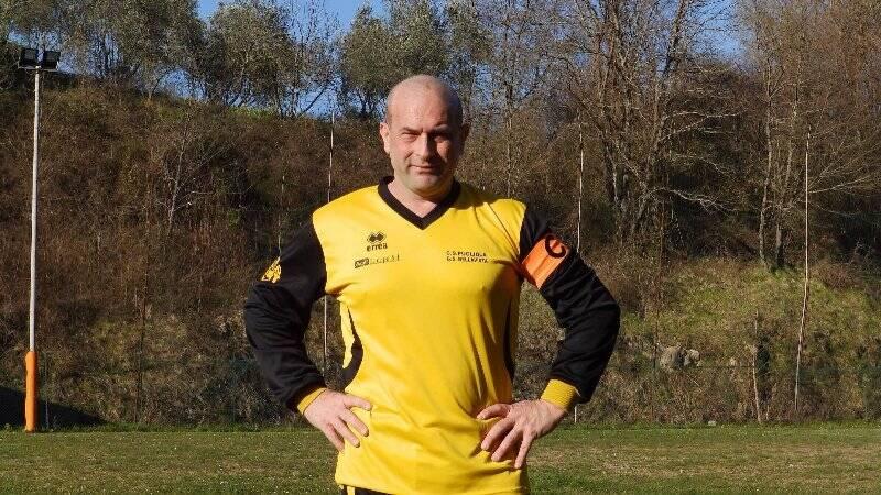 L'esperto difensore Mirko Setti del Bellavista/Pugliola lascia il calcio a quasi 50 anni. Una vita in giallonero, ma anche tanta FIGC con il Marola in coppia difensiva con Fanan.