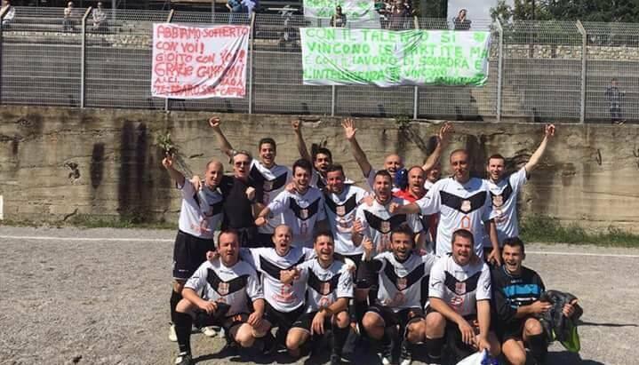 L'Arci Terrarossa ha vinto la II Serie venendo promosso alla categoria superiore.