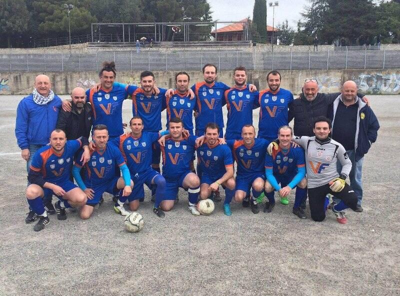 Il V.F. Alinò campione provinciale della Val di Magra per la stagione 2015/2016
