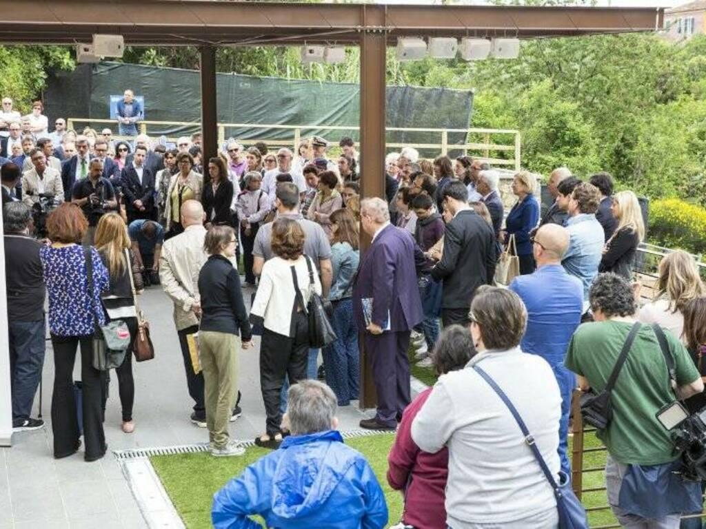 Inaugurazione Campus Agrisociale di Sant'Anna
