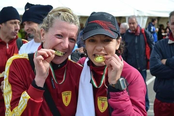 Mara Figliola e Maria Luisa Spadoni