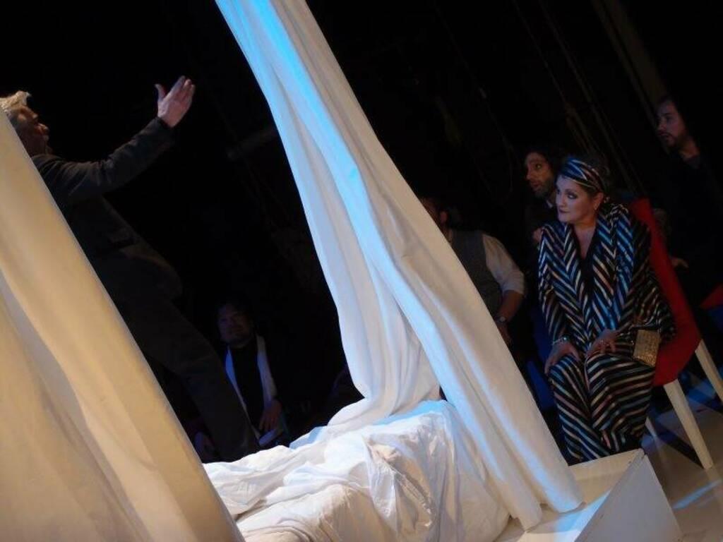 """Al Civico """"Gianni Schicchi"""", un'opera in un atto di Giacomo Puccini"""