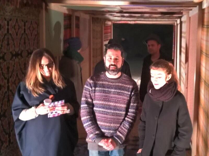 Maria Grazia Cantoni, Daniela Spaletra, Andrea Luporini