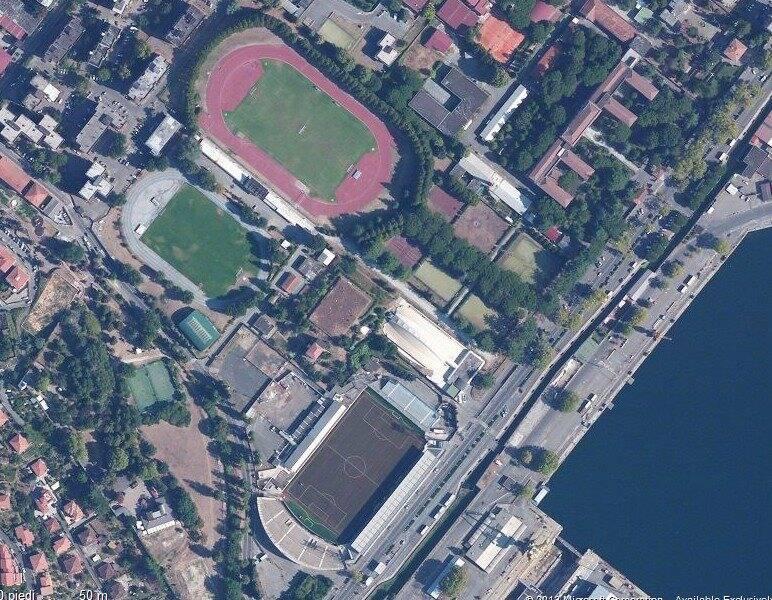 """Il centro sportivo """"A. Montagna"""""""