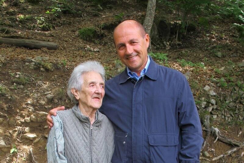 Laura Seghettini e Giorgio Pagano