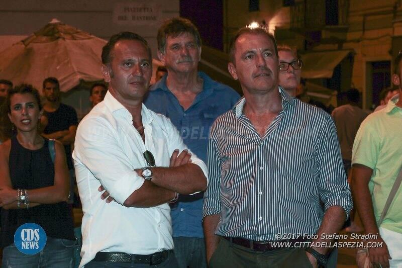 Fabio Gallo e Gianluca Andrissi