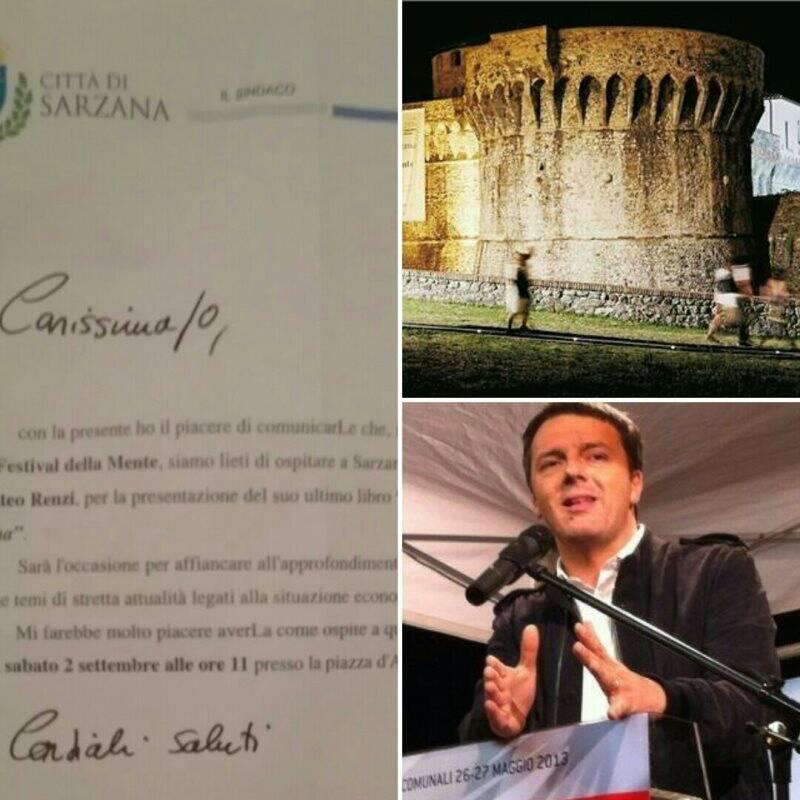 Matteo Renzi tra i protagonisti del FuoriFestival