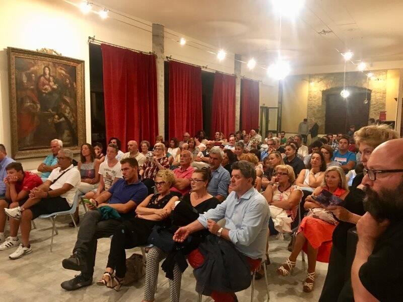 Sold out per Gerda, cortometraggio tra la Spezia e Fivizzano con Haber