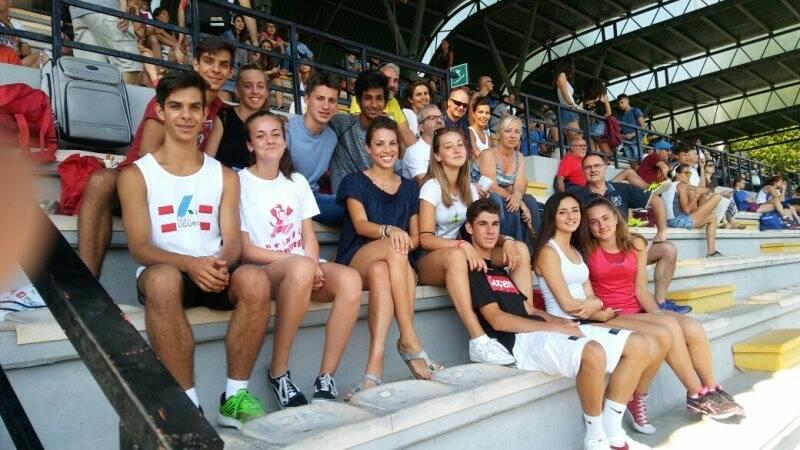 Finali a Chieri per gli atleti della Duferco