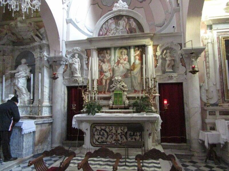 L'affresco di Agostino Ghirlanda nella chiesa di Santa Maria Assunta di Torano