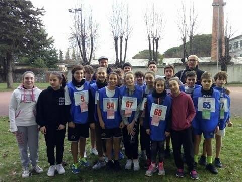 Isa 7 Fontana/Formentini: la partenza delle cadette e la squadra vincente del Pacinotti