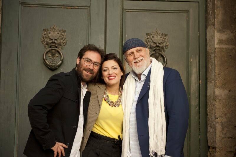Moni Ovadia, Valeria Contadino e Mario Incudine