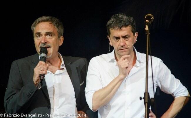 Stefano De Martino e Roberto Benvenuto