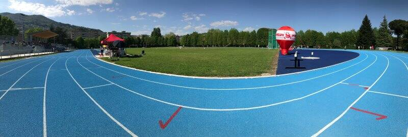 """Campo sportivo """"Montagna"""""""