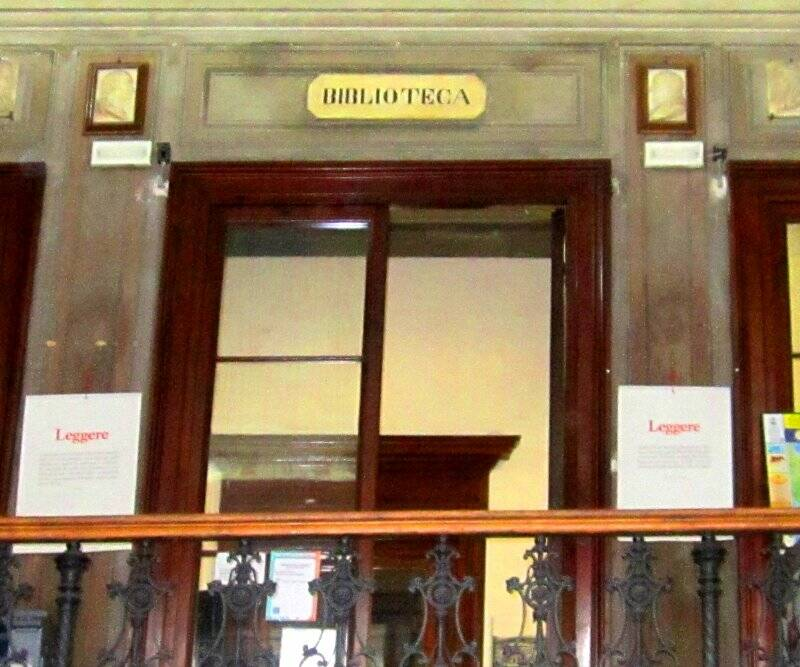 Biblioteca Ubaldo Mazzini