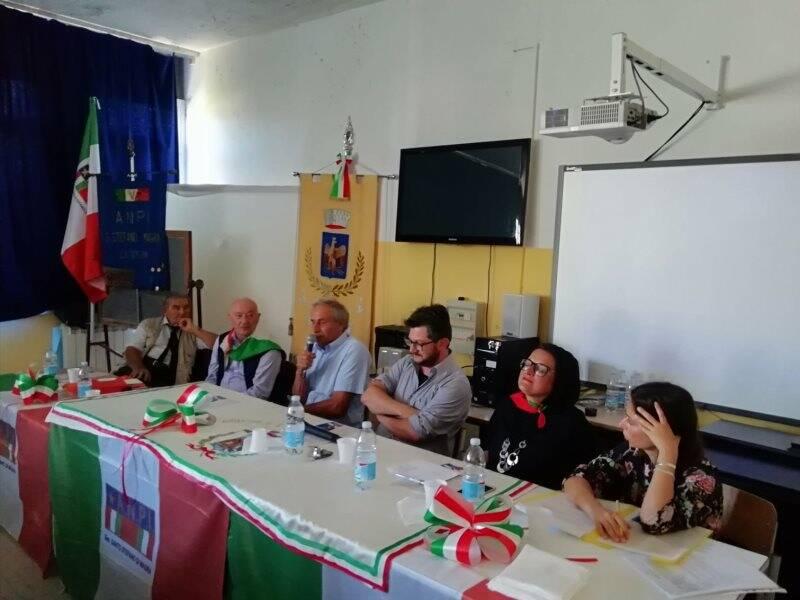 Biennale sulla Resistenza, Gelindo Cervi a Santo Stefano