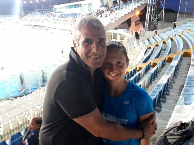 Chiara Ferdani e Roberto Di Stani