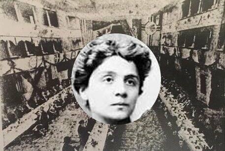 Eleonora Duse e quell'esordio spezzino