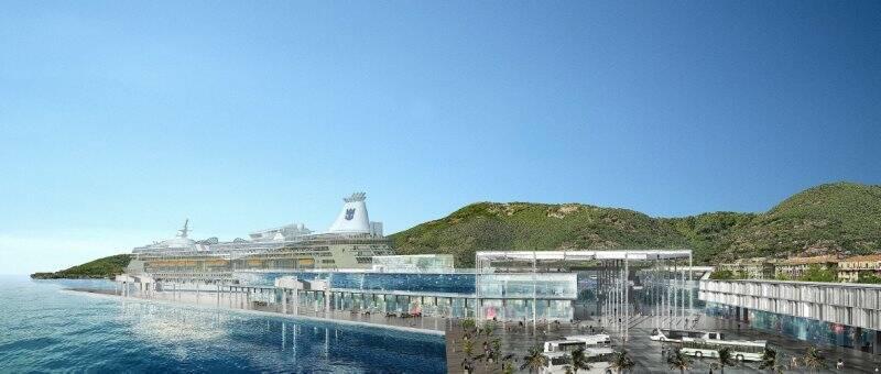 Il progetto della stazione marittima
