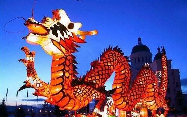 Dragone cinese