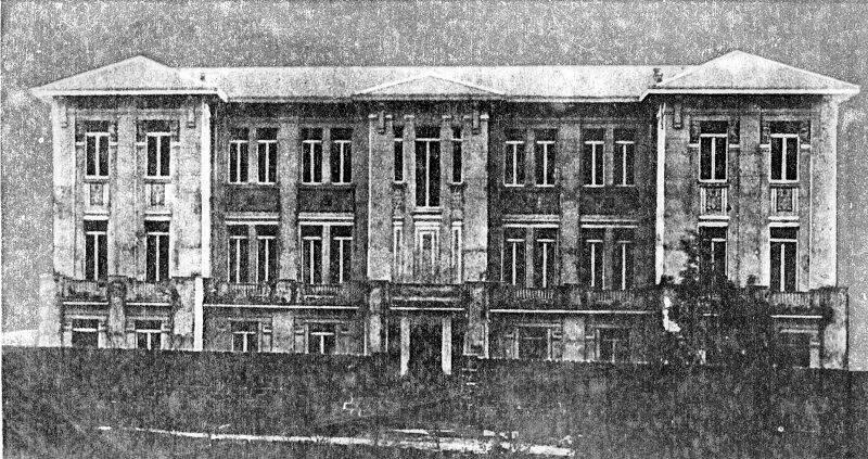 Il collegio protestante di Corso Nazionale