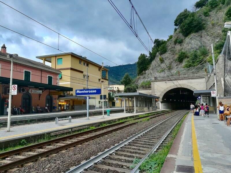 Stazione di Monterosso