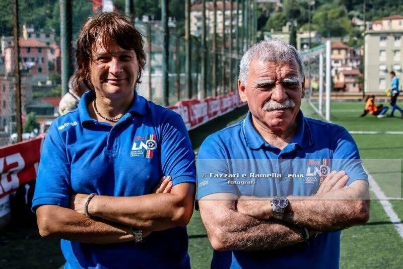 Nella foto Debora Storti e Ugo Maggi