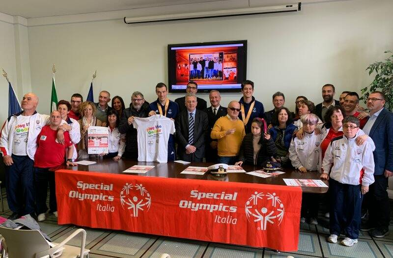 Play The Games Special Olympics