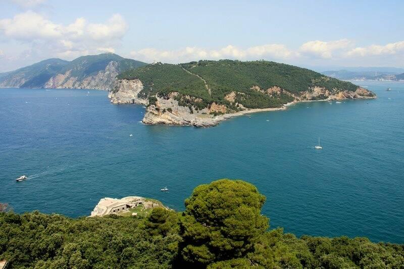 L'isola Palmaria