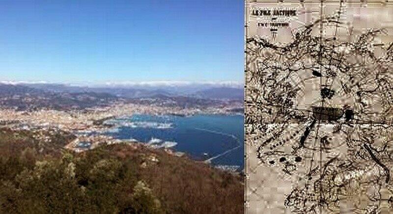 """""""Amphiorama ou la Vue du Monde des Montagnes de La Spezia"""""""