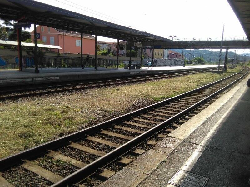Stazione di Sarzana