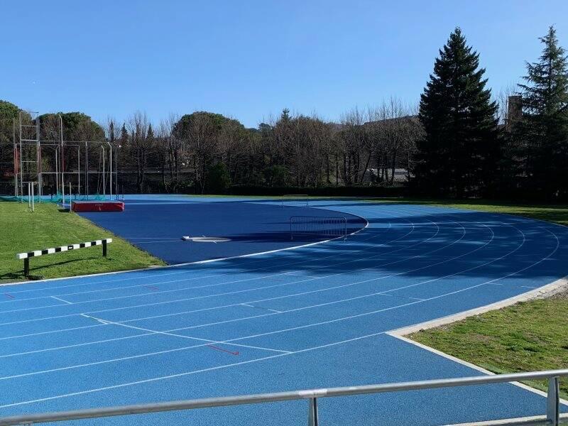 Centro sportivo Montagna
