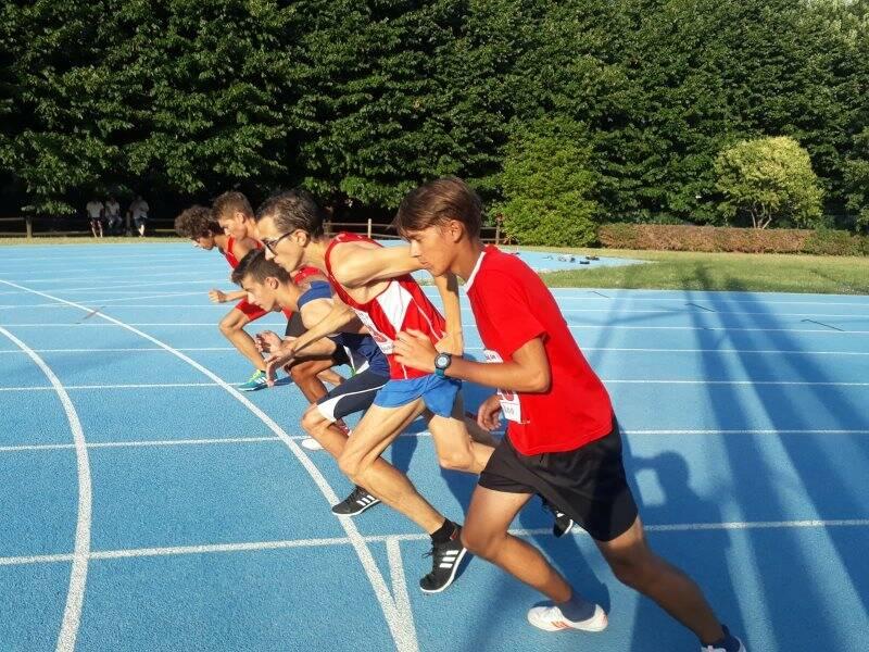 Duecento atleti al Montagna per la prima fase del Polytan