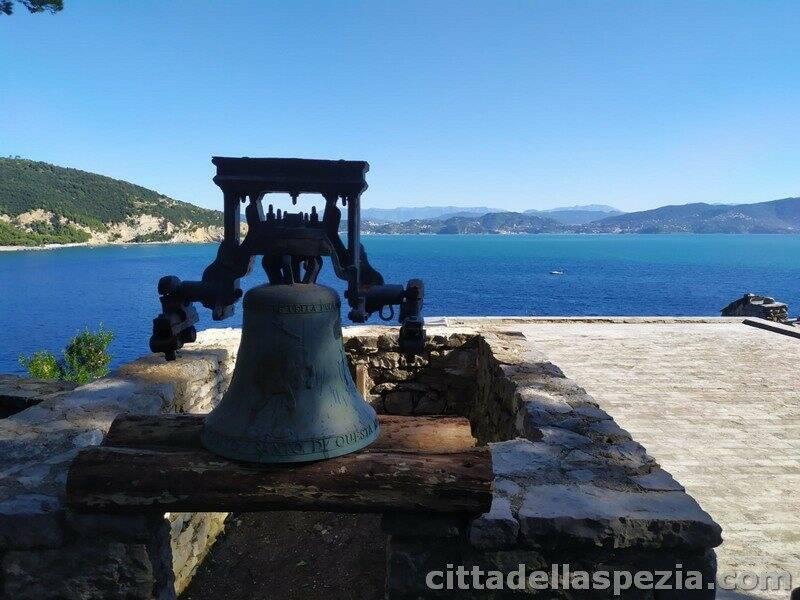 I tesori e le bellezze dell'Isola del Tino