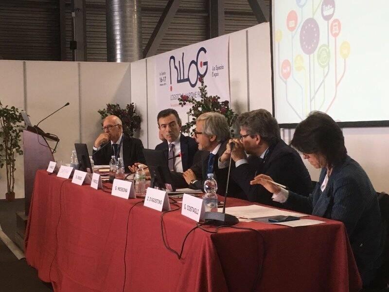 I relatori del terzo panel di Bilog