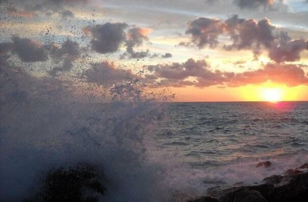 Il mare di Deiva Marina