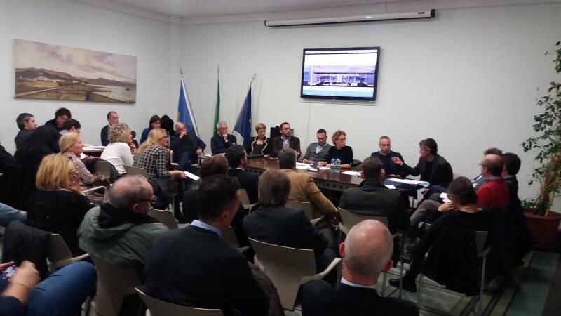 La seduta congiunta delle commissioni su Piazza Cavour