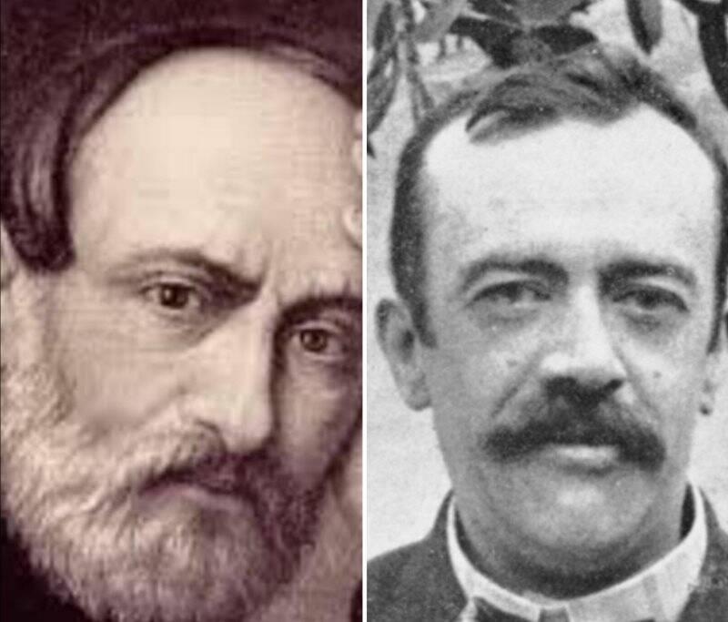 Mazzini e Ceccardo
