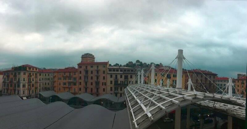 La copertura di Piazza Cavour