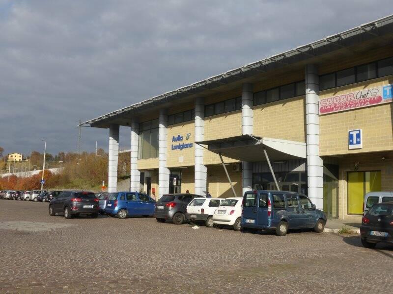 Stazione ferroviaria Aulla-Lunigiana