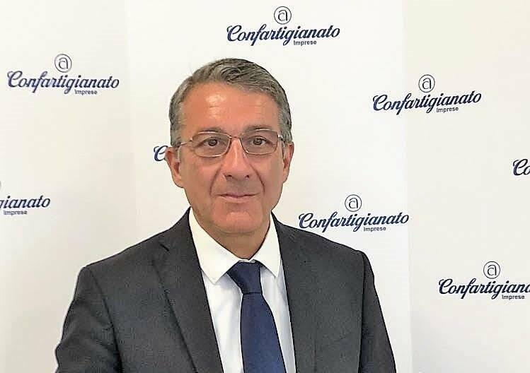 Giuseppe Menchelli, direttore Confartigianato