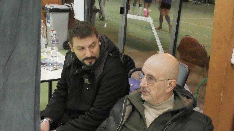 Riccardo Giannini e Massimo Magnavacca