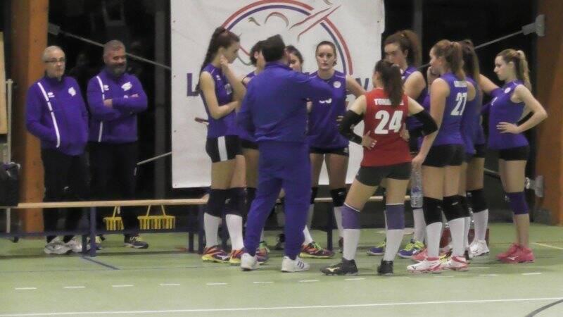 Serie D del Volley Lunezia