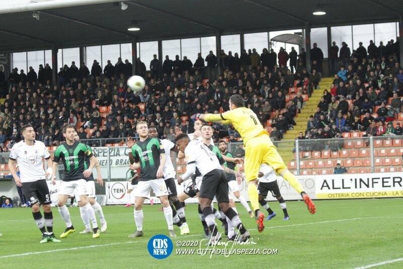 Spezia-Pordenone 1-0 (2020)