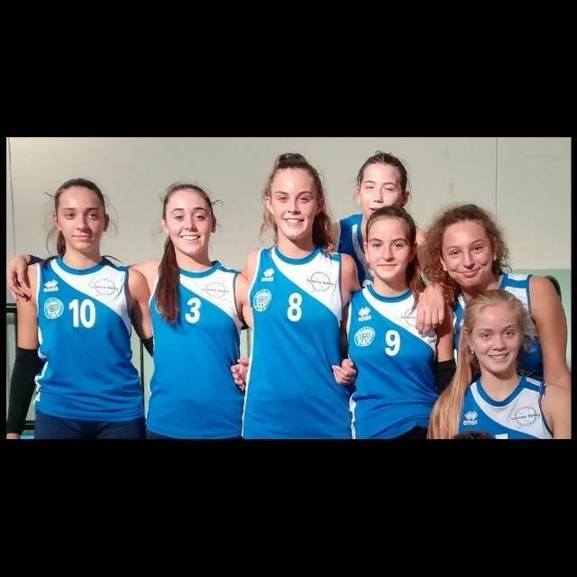 Volley, quattro ragazze del Lunezia sotto gli occhi dei tecnici nazionali